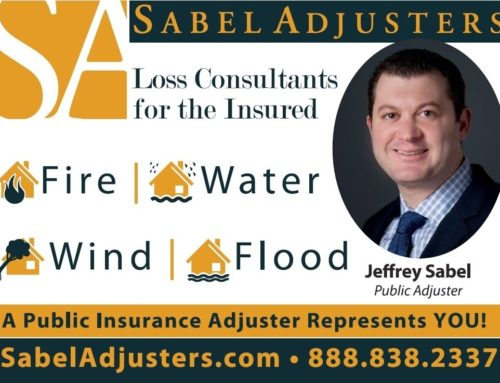 When Experiencing a Property Insurance Claim, a Public Adjuster Can Help