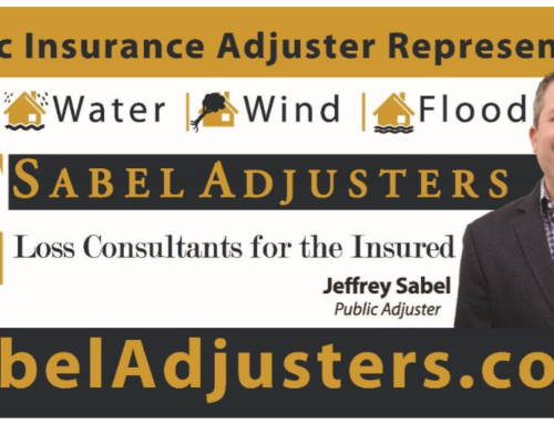 Why Hire a Public Insurance Adjuster?